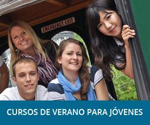 Cursos de Verano para Jóvenes en el extranjero