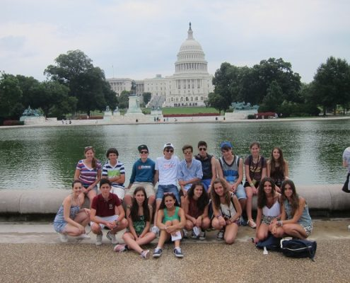 Curso de Verano en Washington D.C.
