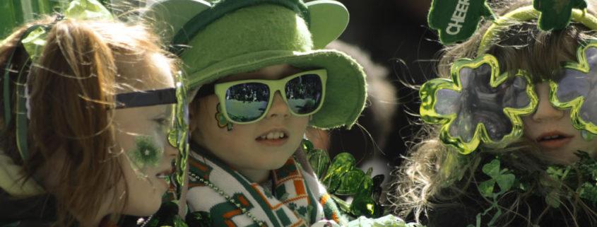 Au pair en Irlanda: Día de San Patricio