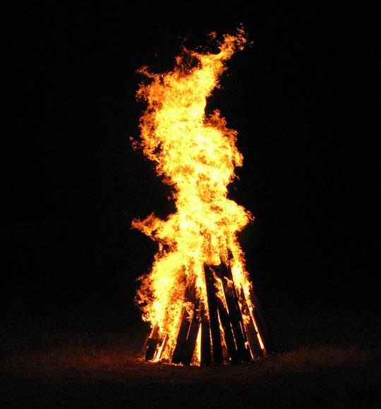El fuego de San Juan