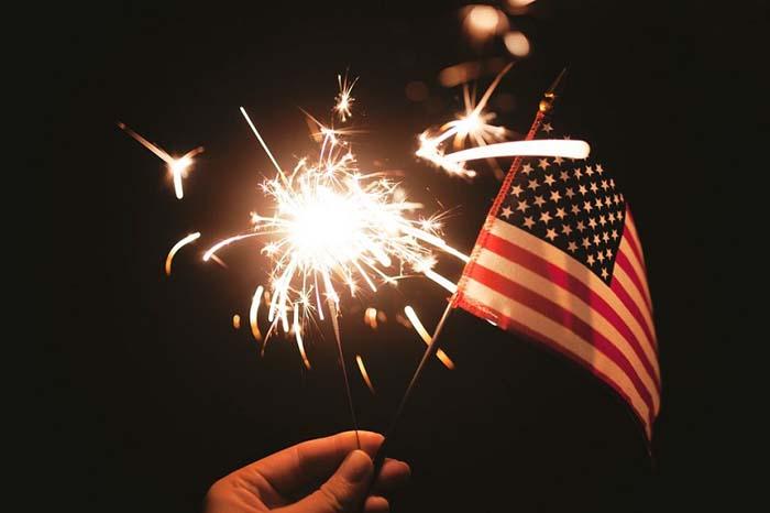 cosas para hacer en Estados Unidos el 4 de julio