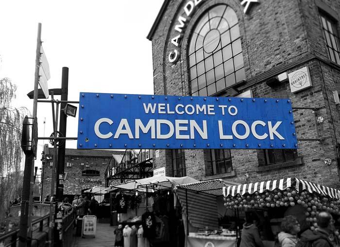 Curso de inglés en Camden Town
