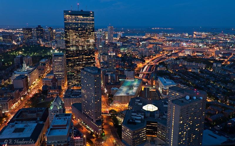 destinos para estudiar en el extranjero Boston