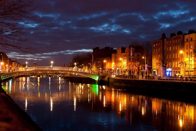 destinos para estudiar en el extranjero Dublin
