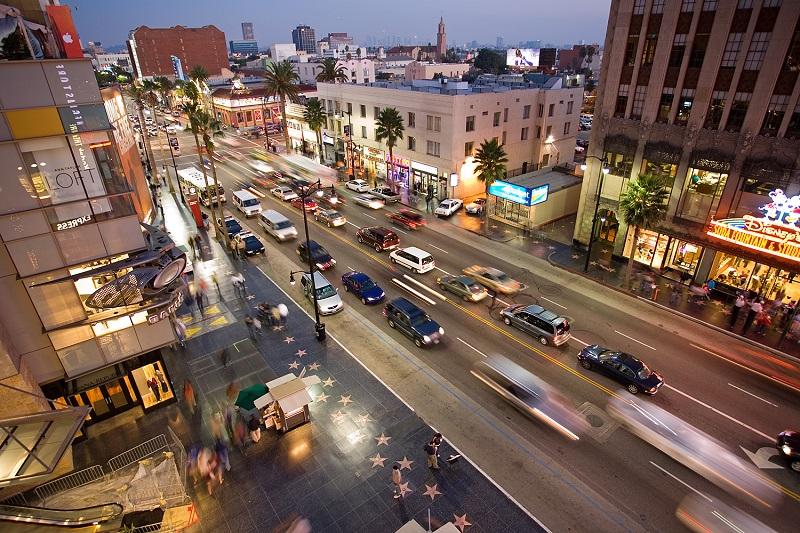 destinos para estudiar en el extranjero Los Angeles