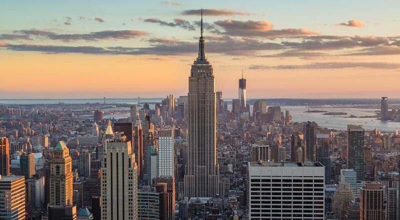 destinos para estudiar en el extranjero Nueva York