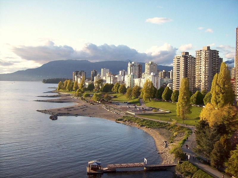 destinos para estudiar en el extranjero: Vancouver