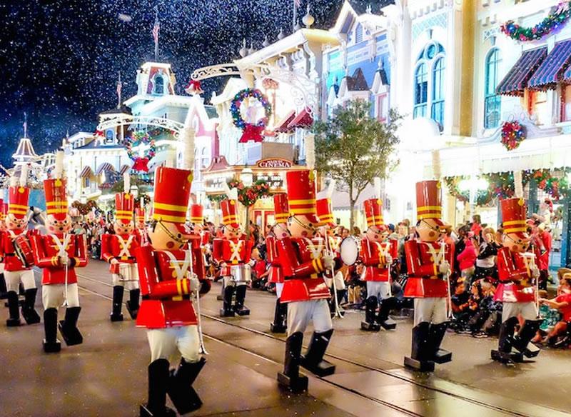 desfiles navideños