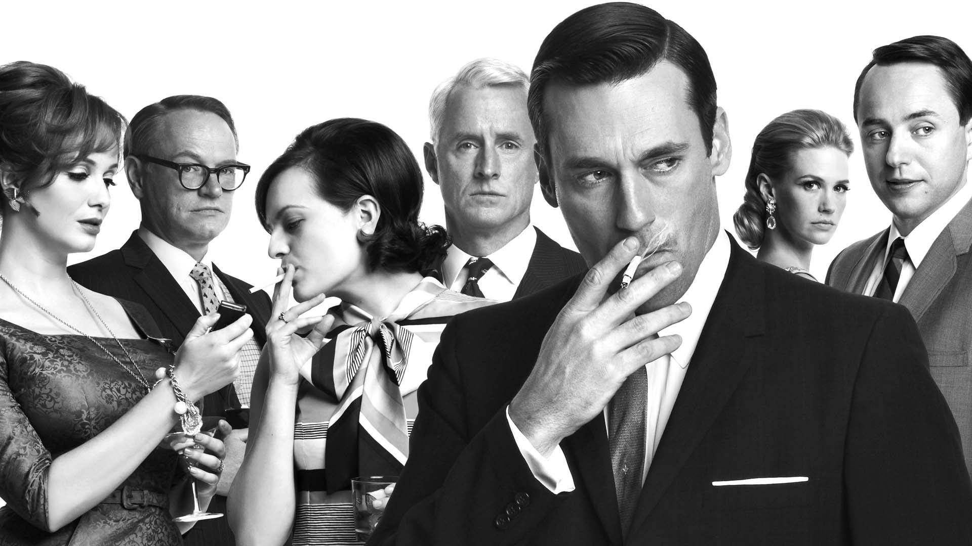 aprender inglés con Mad Men