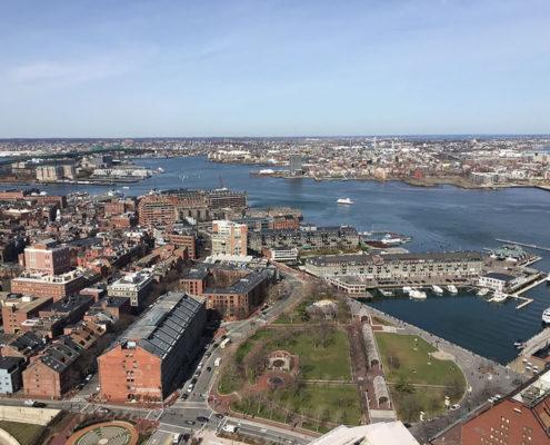 curso de verano en USA en la ciudad de Boston