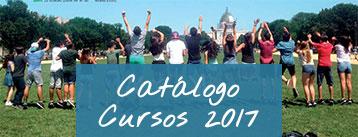 Catálogo de cursos de idiomas para el 2017 de CCI  Idiomas