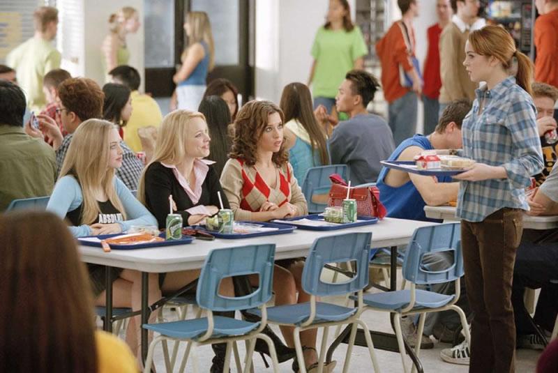 High School Experience: cafeterías