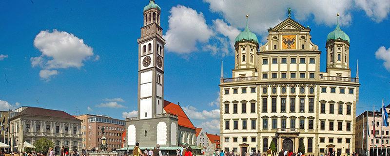qué visitar en Augsburgo