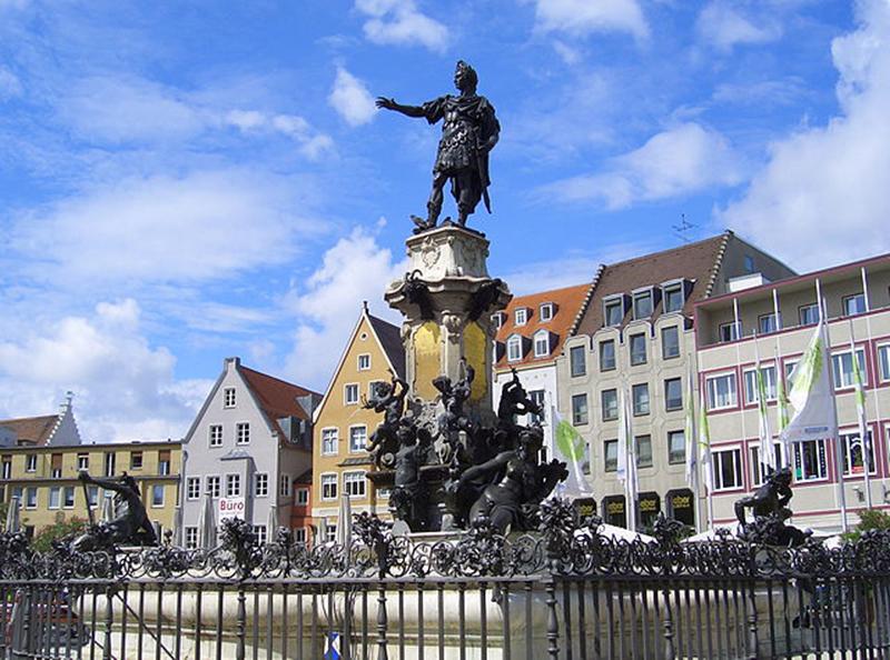 qué visitar en Augsburgo: Fuentes
