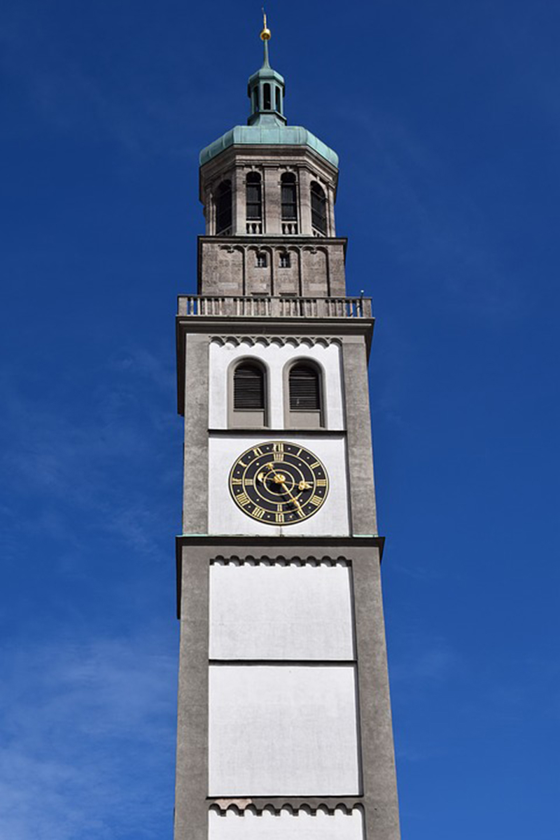 qué visitar en Augsburgo : La torre Perlachturm