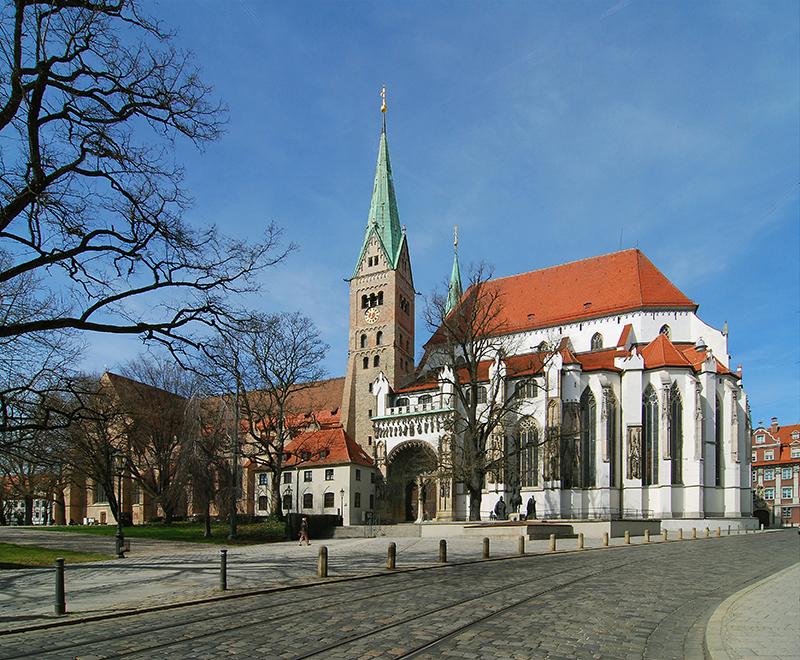 qué visitar en Augsburgo: Catedral