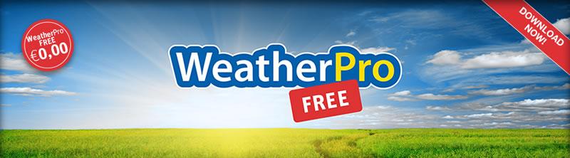apps para viajar: Weather Pro