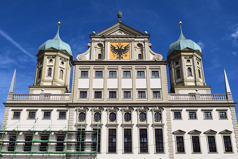 qué visitar en Augsburgo: Ayuntamiento