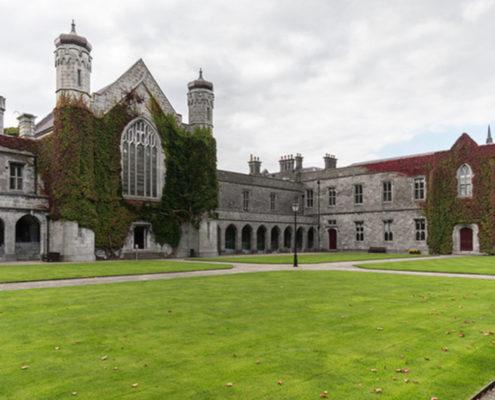 estudiar un año académico en Irlanda