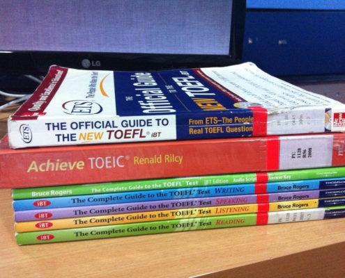 cómo preparar el examen Toefl