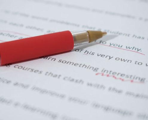Mejorar el inglés escrito