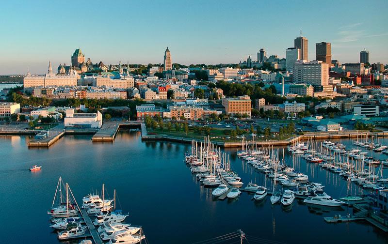 estudiar en Canadá: Quebec