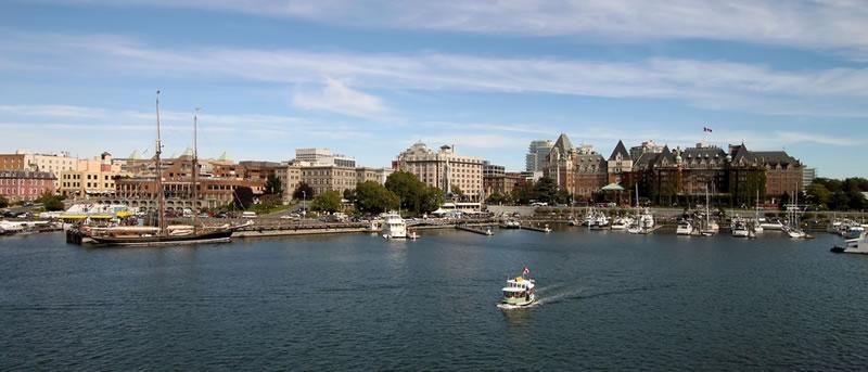 estudiar en Canadá: Victoria