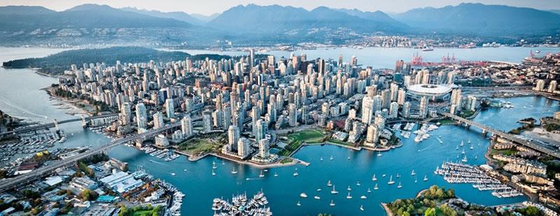 estudiar en Canadá: Vancouver