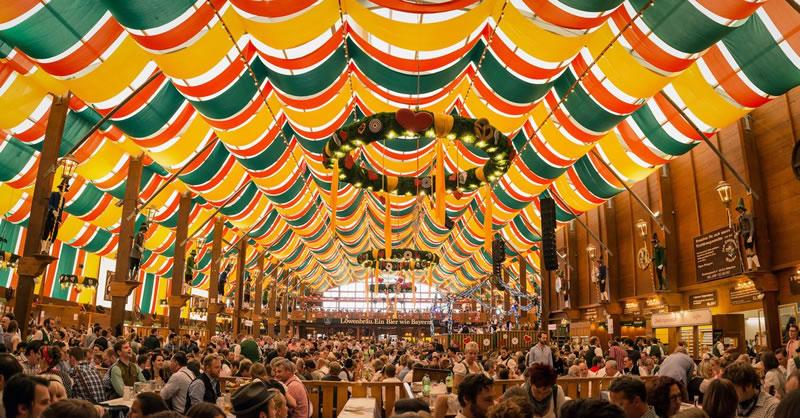 fiestas internacionales: OctoberFest