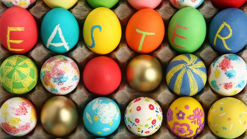 fiestas internacionales: Easter
