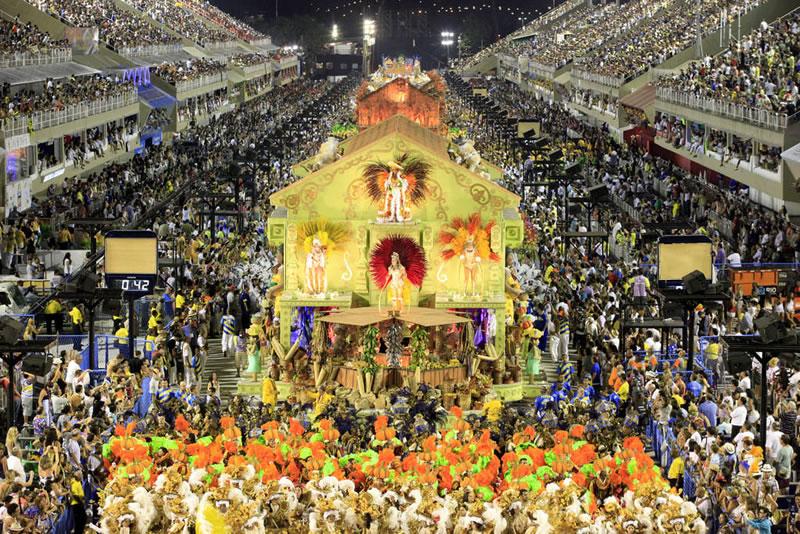 fiestas internacionales: Carnavales
