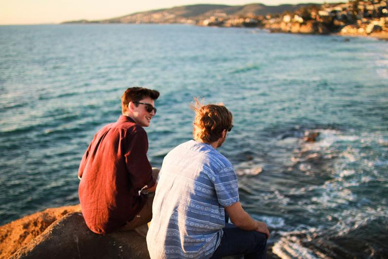 ventajas de estudiar en el extranjero: hacer amigos