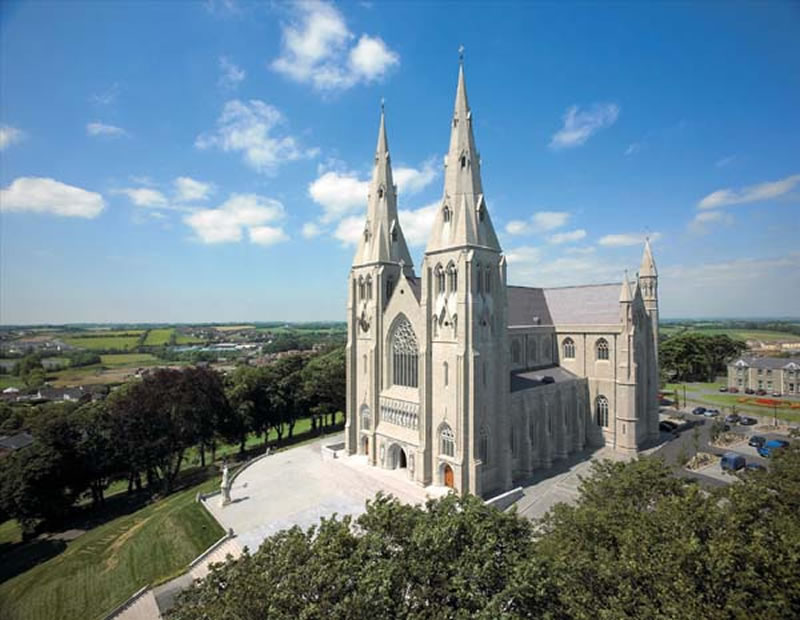 estudiar inglés en Dublín: Catedral de San Patricio