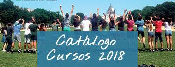 Catálogo de cursos 2018