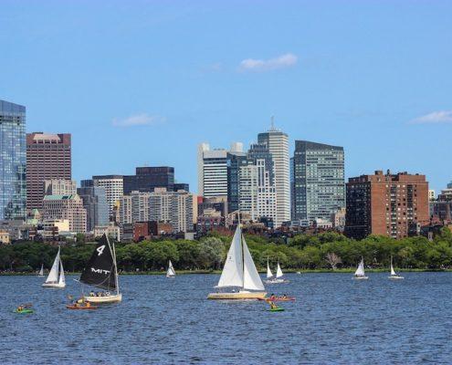 curso de inglés en verano en Boston