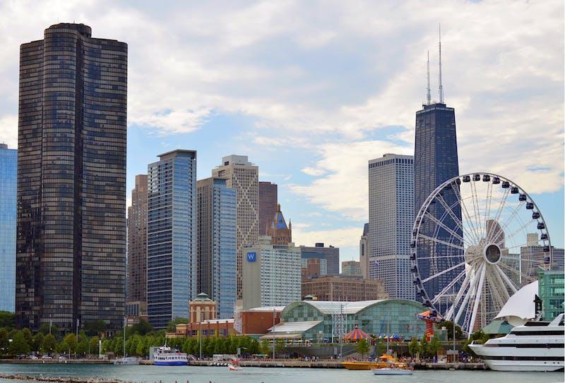 curso de inglés en verano en Chicago