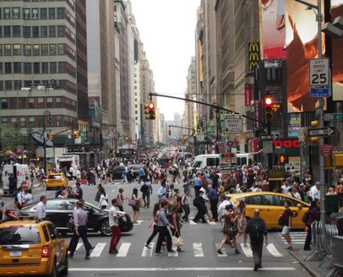curso de inglés en USA - Nueva York