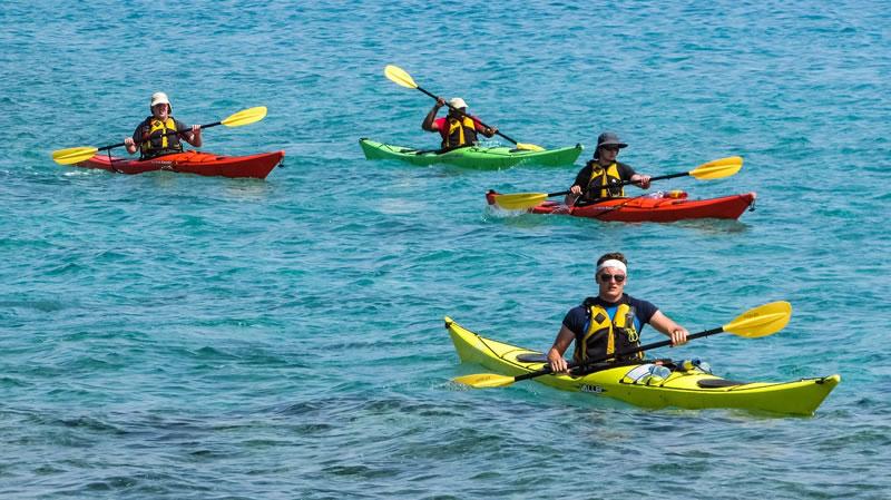 canoe y kayak