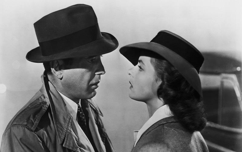 películas con las que aprender inglés: Casablanca