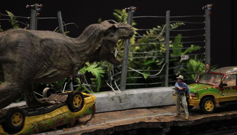 películas con las que aprender inglés: Jurassic Park